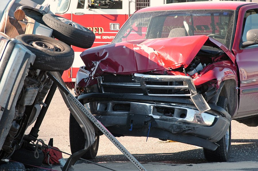 Car Collision - Van Asche Drive Construction Ends, Opens Up East-West Connector