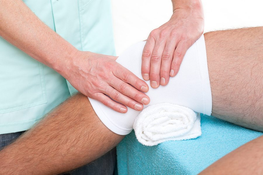 Joint Injury Knee - Knee Replacements and Workers Compensation