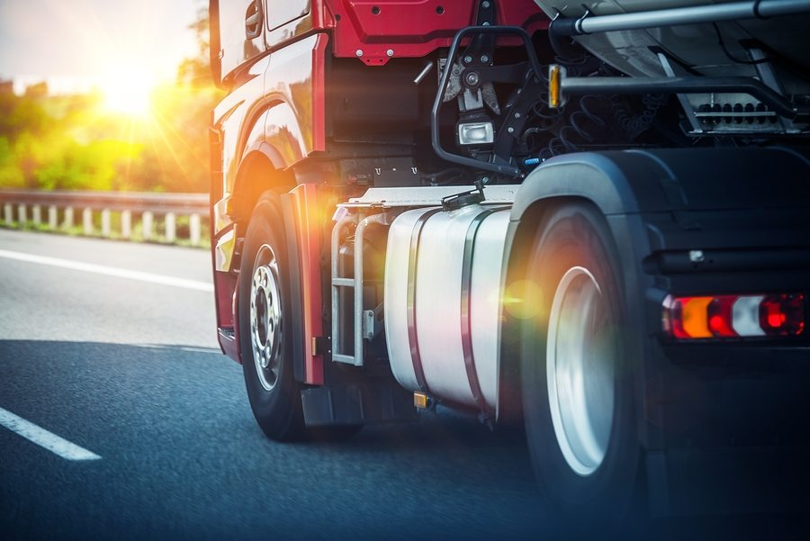 bigstock 129511424 - When Must Arkansas Truck Drivers Report Workers' Compensation Injuries to Employers?