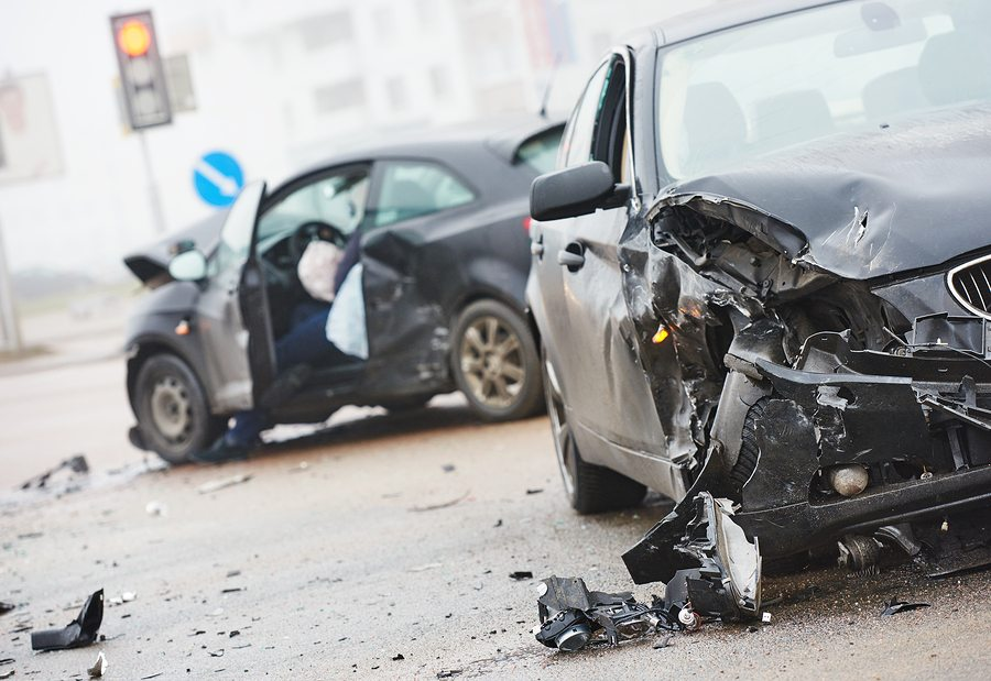 bigstock car crash accident on street 82480010 1 - Self-Driving Cars May Redefine Liability in Accidents